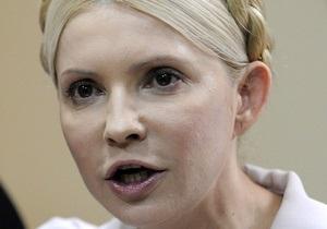 Карпачева: Условия содержания Тимошенко в СИЗО не лучше, чем у ее соседок по камере