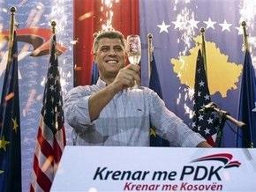 ЦИК: На выборах в Косово одержала победу правящая партия премьер-министра