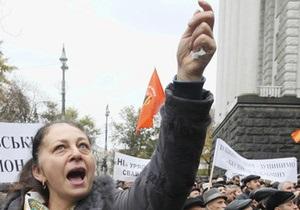 Украинцев зарубежья призывают завтра пикетировать посольства Украины