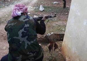 Власти Сирии обвинили в бойне в поселке Хула антиправительственные вооруженные группы