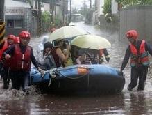 В результате тропического шторма на Тайване погибли 18 человек