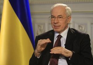 Пересмотр цены на газ: Азаров поручил ведомству Бойко найти новые аргументы