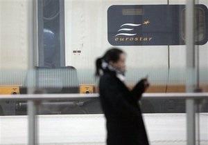 Eurostar еще на день отложила пуск поездов под Ла-Маншем