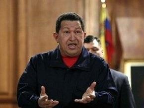 Чавес считает, что переговоры по Гондурасу провалились
