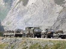 Источник: Российские военные перебрасывают в Южную Осетию  системы залпового огня