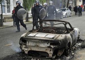В Лондоне число арестованных участников погромов превысило две тысячи