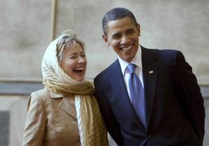 Клинтон не исключила возможности участия в следующих президентских выборах