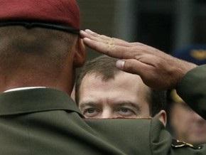 Украина просит Россию разъяснить ситуацию с использованием ее армии за рубежом