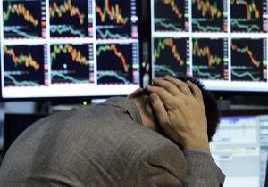 Фондовые индексы США снижаются в течение пяти недель