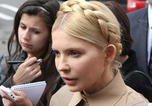 Кузьмин заявил, что Тимошенко сегодня отпустят домой