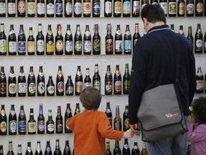 В Украине запретят продавать пиво лицам до 18 лет