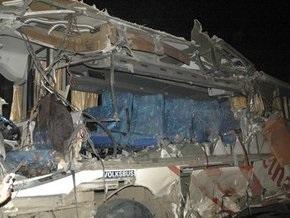 В Колумбии упал в пропасть автобус: 20 человек погибли