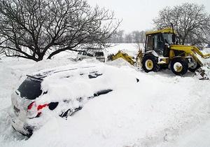 В Донецкой области из-за морозов погибли семь человек