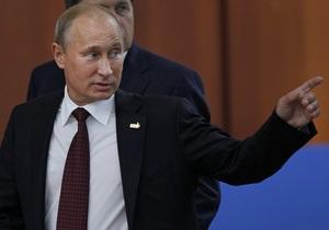 Путин отправил в отставку министра, которому ранее объявил выговор