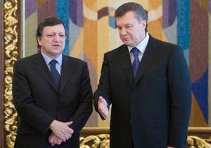 НГ: Янукович объяснится с Евросоюзом