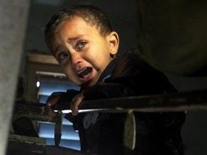 Число погибших в секторе Газа достигло 345 человек