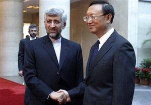 Тегеран убедил Пекин, что санкции против Ирана будут неэффективными