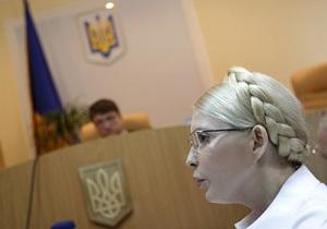 Корреспондент.net совместно с 5 каналом будет транслировать суд над Тимошенко