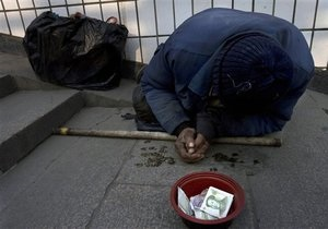 ООН: К 2015 году в мире будет 900 миллионов человек, живущих в условиях крайней нищеты