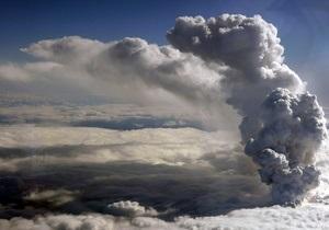 Облако вулканического пепла из Исландии достигнет России