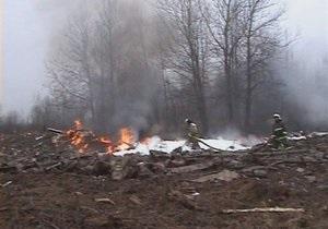 Путин: Россия скорбит вместе с Польшей по жертвам авиакатастрофы Ту-154