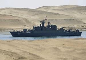 Иран отрабатывает маневры по перекрытию Ормузского пролива