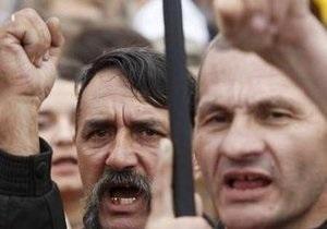 22 мая оппозиция проведет акции, направленные на объединение