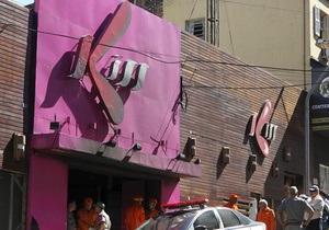 Подар в Бразилии: большинств смертей из-за токсичных звукоизоляционных материалов