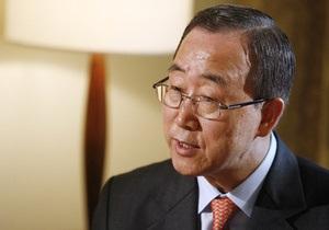 Генсек ООН: Семь миллиардов - это вызов