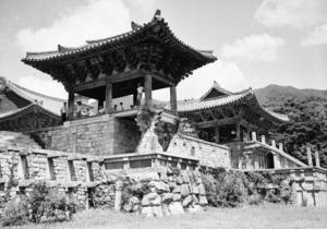 В Южной Корее сгорел один из самых древних буддийских храмов