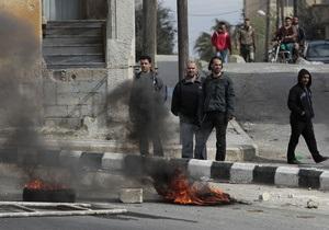 Госдеп призвал американцев воздержаться от поездок в Сирию