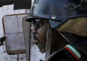 Религиозные столкновения в Нигерии: погибли 35 человек