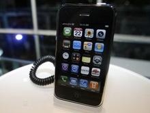Россия: В первый день продаж реализовали 2,5 тысяч iPhone 3G