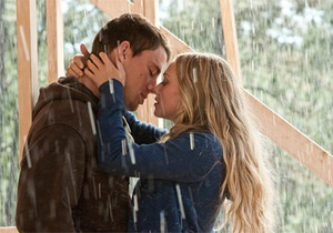Романтическая мелодрама свергла фильм Аватар с первого места в американском прокате
