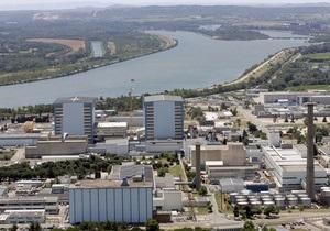 Во Франции произошел взрыв на АЭС Маркуль