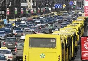 Ъ: Украинским автолюбителям придется платить за уничтожение своих машин