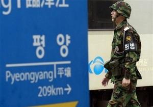Сеул проигнорировал призывы об отмене военных учений на Енпхендо