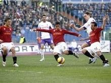 Серия А: Интер оступается в Генуе