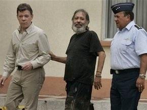 В Колумбии освобожден из плена бывший конгрессмен