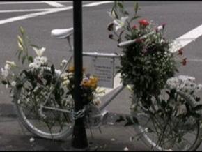 Сегодня в Киеве откроют памятник велосипедистам