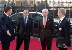 Янукович считает, что объединение Европы без Украины невозможно
