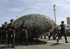 Фотогалерея: Генеральная репетиция. Киев и Москва готовятся к 9 мая
