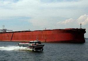 Порт Южный принял самый крупный сухогруз, когда-либо заходивший в Черное море