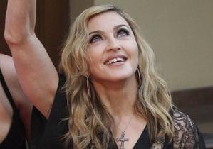 Мадонна открыла в Москве фитнес-клуб