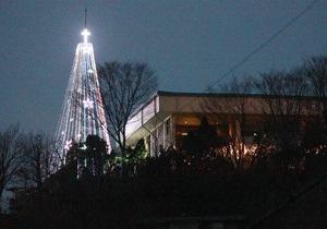 Южная Корея после смерти Ким Чен Ира отказалась от новогодней иллюминации на границе с КНДР
