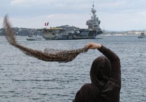 Франция отказалась от военной операции в Сирии