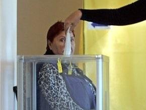 Сегодня в пяти областях Украины проходят досрочные выборы