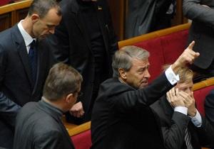 Бютовцы сменили лидера фракции в парламенте