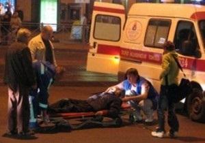 Житель Керчи сбил двоих милиционеров