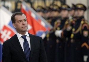 Медведев дал силовикам ряд поручений по борьбе с терроризмом